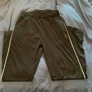 Old Navy Black Boys Running Pants Size  14-16